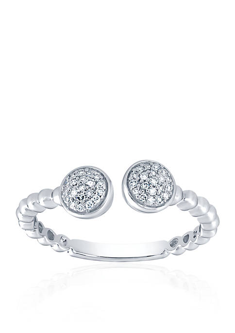 Belk & Co. 0.134 ct. t.w. Diamond Ring
