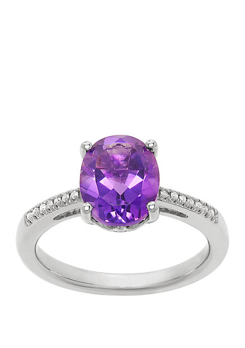 Belk & Co. 2.34 ct. t.w. Amethyst and