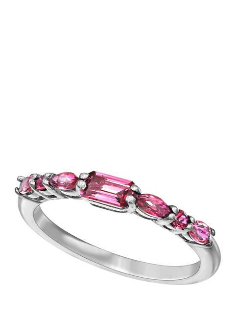 Belk & Co. 3/4 ct. t.w. Pink Amethyst