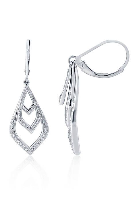 Belk & Co. 0.11 ct. t.w. Diamond Drop