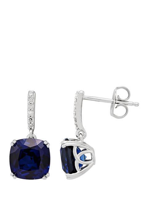 Belk & Co. 5.82 ct. t.w. Created Sapphire