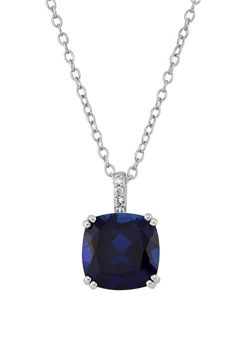 Belk & Co. 4.35 ct. t.w. Sapphire and