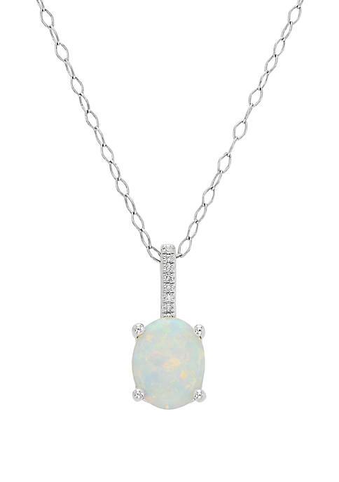 Belk & Co. 1 ct. t.w. Created Opal