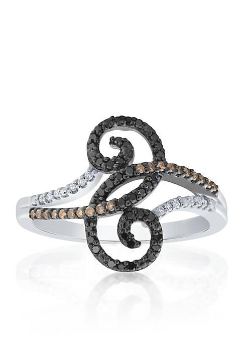 Belk & Co. 0.21 ct. t.w. Diamond Ring