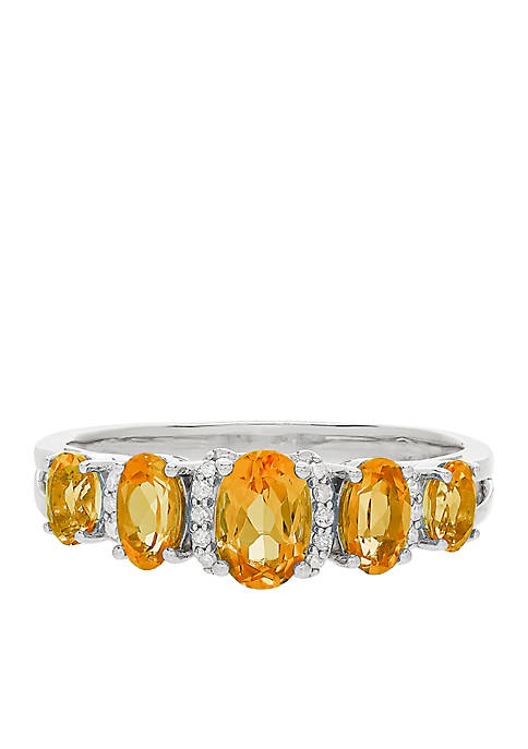 Belk & Co. 1.23 ct. t.w. Citrine And
