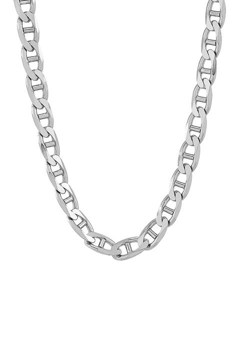 Belk & Co. 22 Inch Mariner Chain Necklace