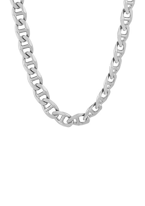 Belk & Co. 24 Inch Mariner Chain Necklace