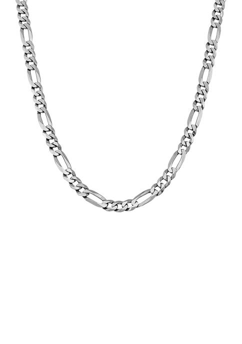 Belk & Co. 22 Inch Figaro Chain Necklace