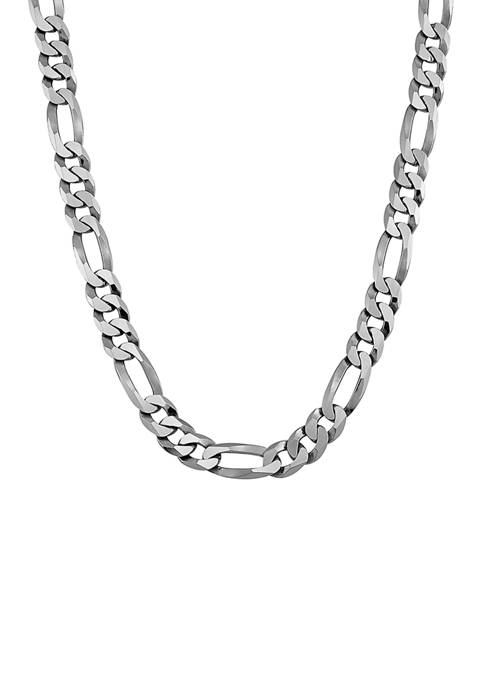 Belk & Co. 26 Inch Figaro Chain Necklace