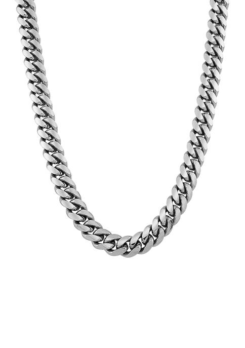 26 Inch Chain Necklace in Sterling Silver