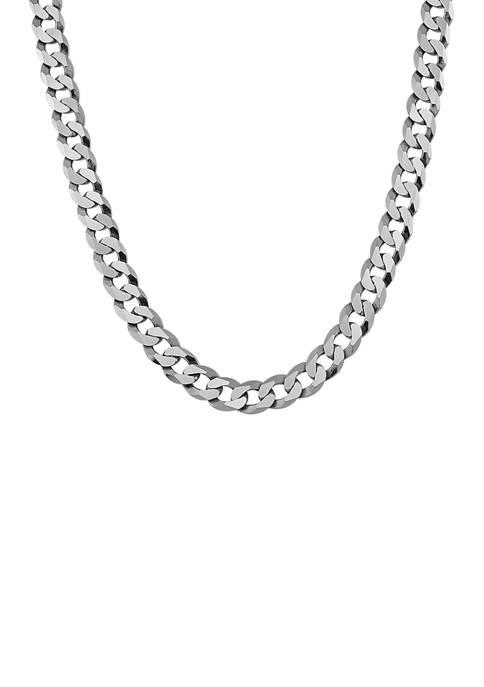 Belk & Co. 26 Inch Sterling Silver Chain