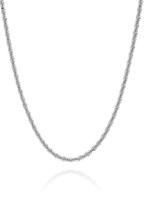 Belk & Co. Sterling Silver 030 Chain