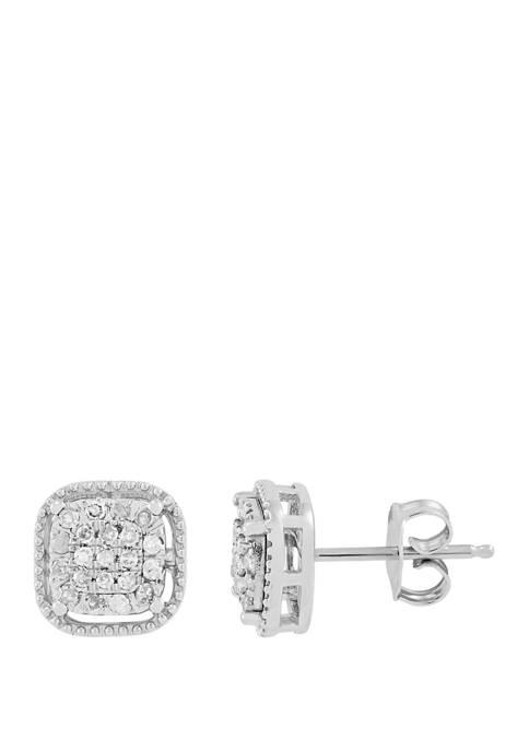 Belk & Co. 1/4 ct. t.w. Diamond Stud