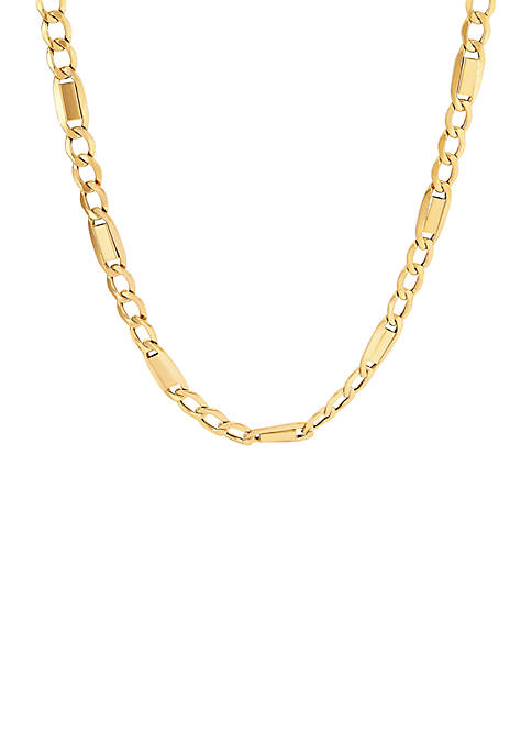 Chain Necklace in 10k Yellow Gold