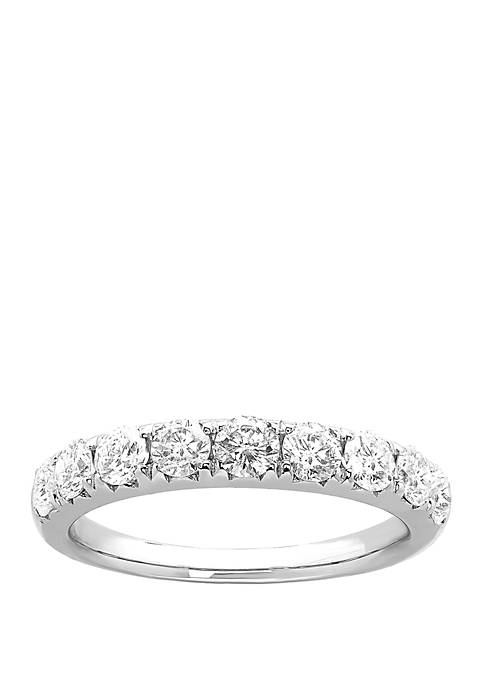 My Forever 1 ct. t.w. Diamond Wedding Band in 10K White Gold