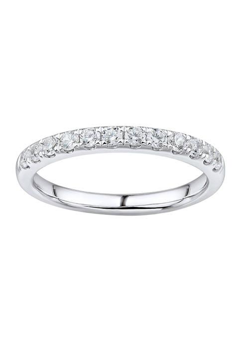 Belk & Co. 1/2 ct. t.w. Diamond Wedding