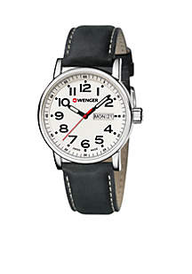 Wenger® Men's Attitude Swiss Watch