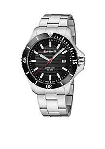 Wenger® Men's Seaforce Stainless Steel Swiss Watch