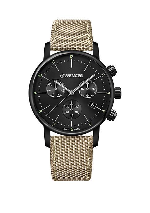 Urban Classic Nylon Strap Watch