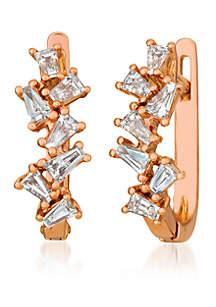 5/8 ct. t.w. Vanilla Diamonds® Earrings in 14K Strawberry Gold®