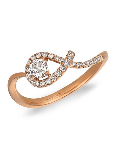 Le Vian® 1/3 ct. t.w. Vanilla Diamond® Ring