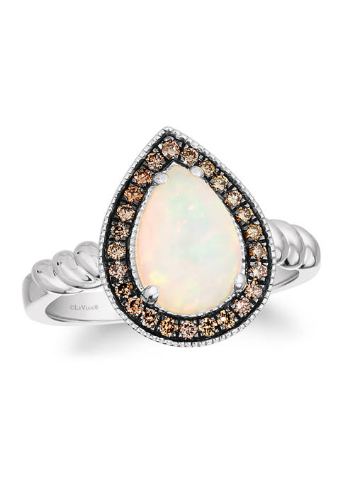 Le Vian® 7/8 ct. t.w. Opal and 1/5