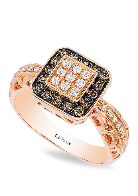 Le Vian® 1/8 ct. t.w. Chocolate Diamonds® and