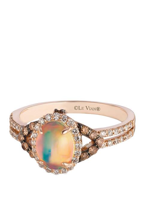 Le Vian® 0.60 ct t.w. Opal Ring in