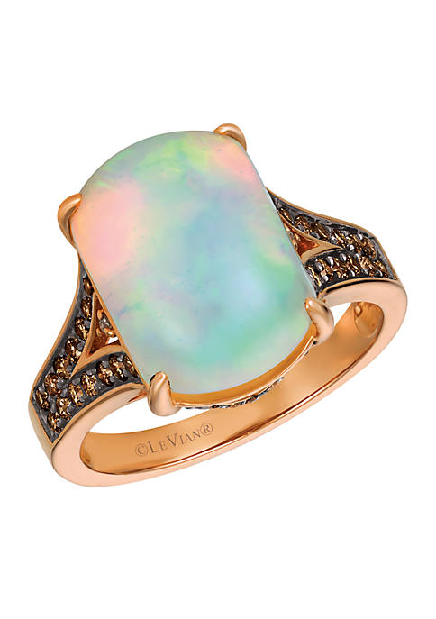 Le Vian® Chocolatier Neopolitan Opal Ring in 14k