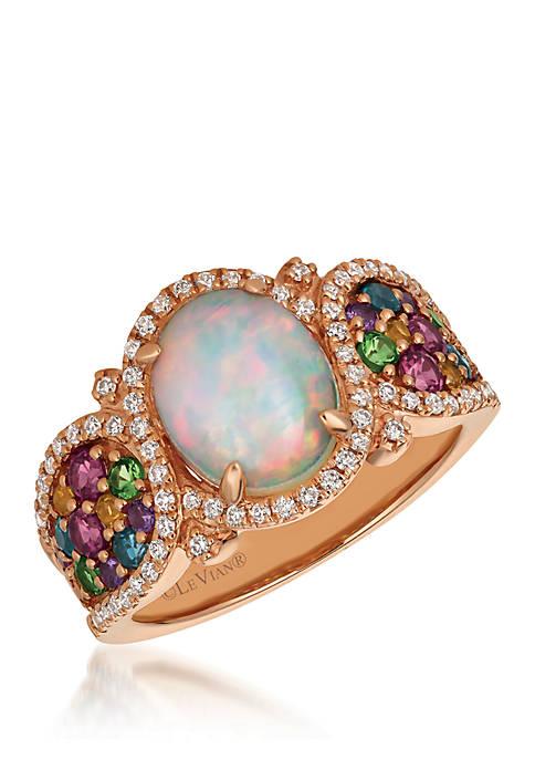 Le Vian® Mixberry Gems Neopolitan Opal Ring in