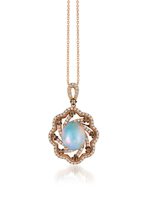 Le Vian® Neopolitan Opal and Chocolate & Vanilla