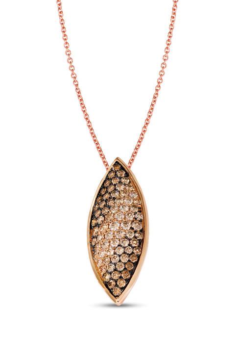 Le Vian® 1.5 ct. t.w. Chocolate Ombré Diamonds®