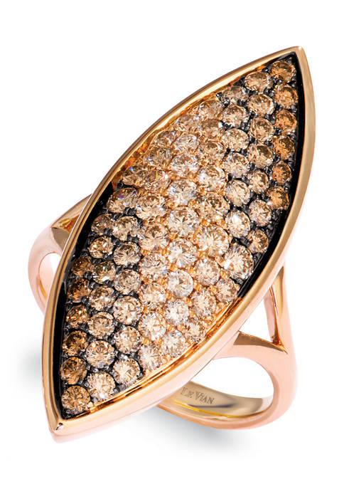 Le Vian® 2.5 ct. t.w. Chocolate Ombré Diamonds®