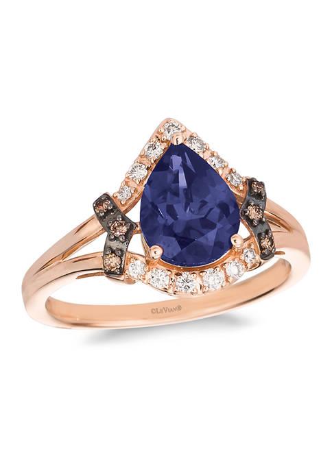 Le Vian® 1/10 Chocolate Diamond®, 1/8 ct. t.w.