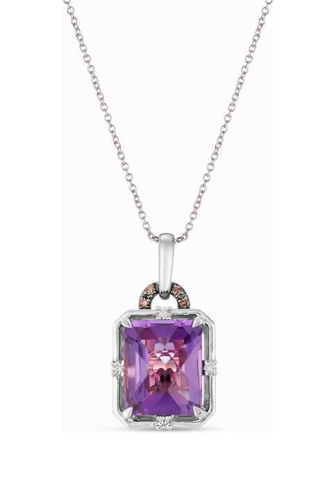 Le Vian® 1/10 ct. t.w. Chocolate Diamond® and
