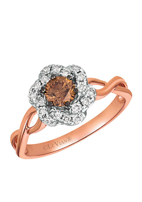 Le Vian® 1/3 ct. t.w. Chocolate Diamonds® &