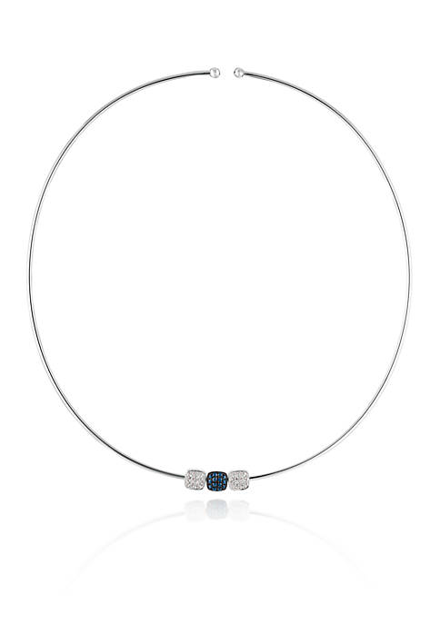 Le Vian® Blueberry Sapphires™ and Vanilla Diamonds®