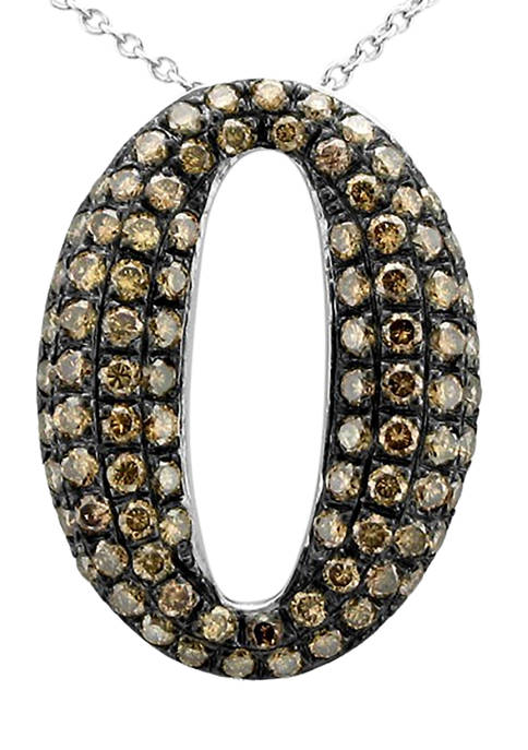 Le Vian® 1.13 ct. t.w. Chocolate Diamond® Oval