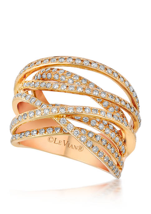 Le Vian® 1.13 ct. t.w. Vanilla Diamond® Ring
