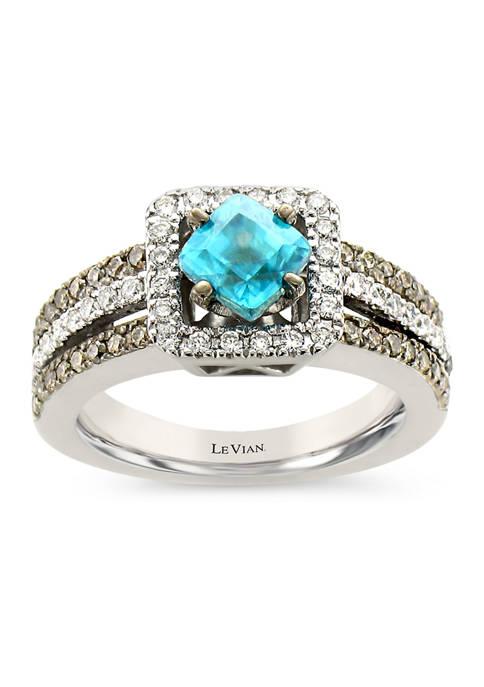 Le Vian® 1/2 ct. t.w. Diamond and 5/8