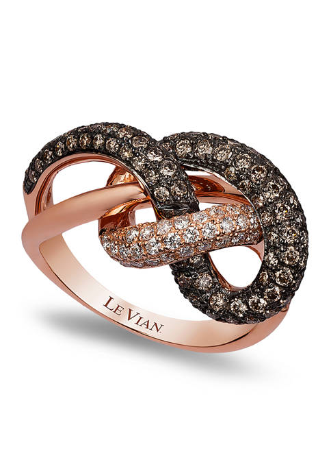 Le Vian® 1 ct. t.w. Chocolate Diamond® and
