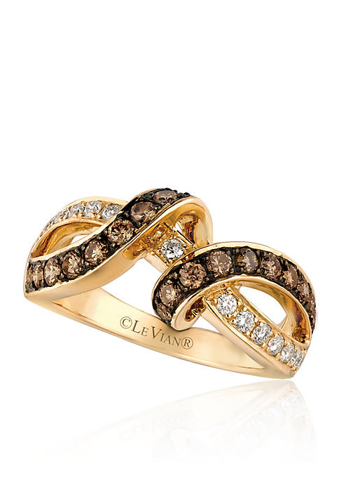 Le Vian® 0.93 ct. t.w. Chocolate Diamonds and