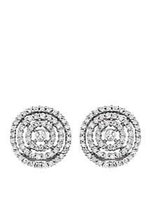 Le Vian Earrings with Vanilla Diamonds in 14K Vanilla Gold