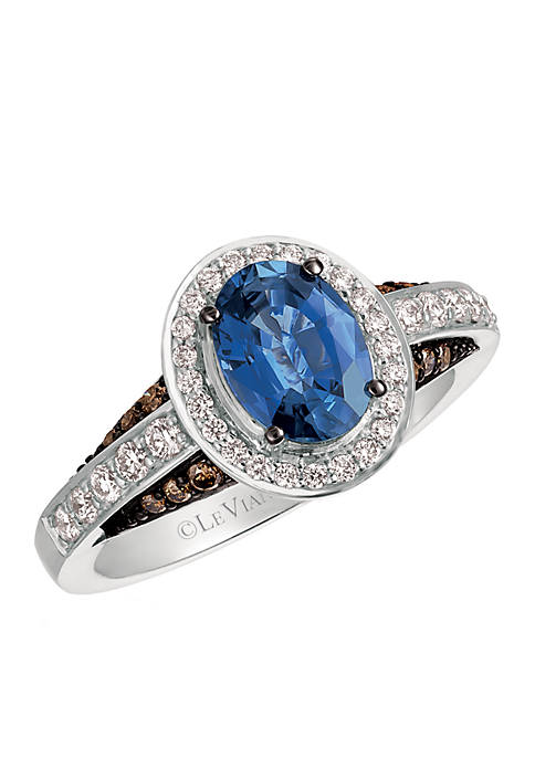 Le Vian® Le Vian Blueberry Sapphire and Chocolate
