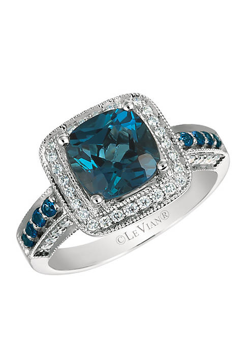 Le Vian® Le Vian Deep Sea Blue Topaz,