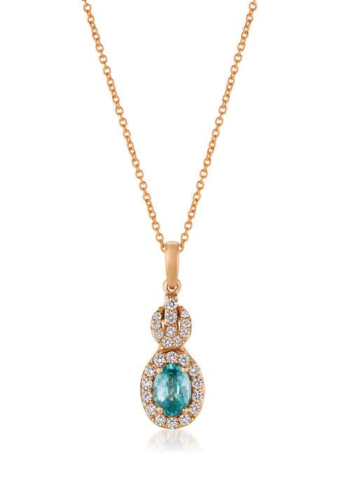 Le Vian® 1/3 ct. t.w. Diamond and 1.02