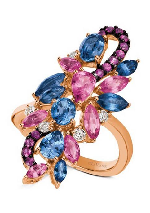 Le Vian® 2 ct. t.w. Cornflower Ceylon Sapphire™,