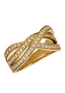 Le Vian® Nude Diamonds Ring in 14k Honey Gold
