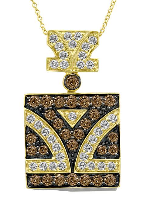 Le Vian® 1.33 ct. t.w. Chocolate Diamond® and
