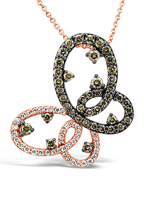 Le Vian® 3/4 ct. t.w. Chocolatier® Chocolate Diamonds®